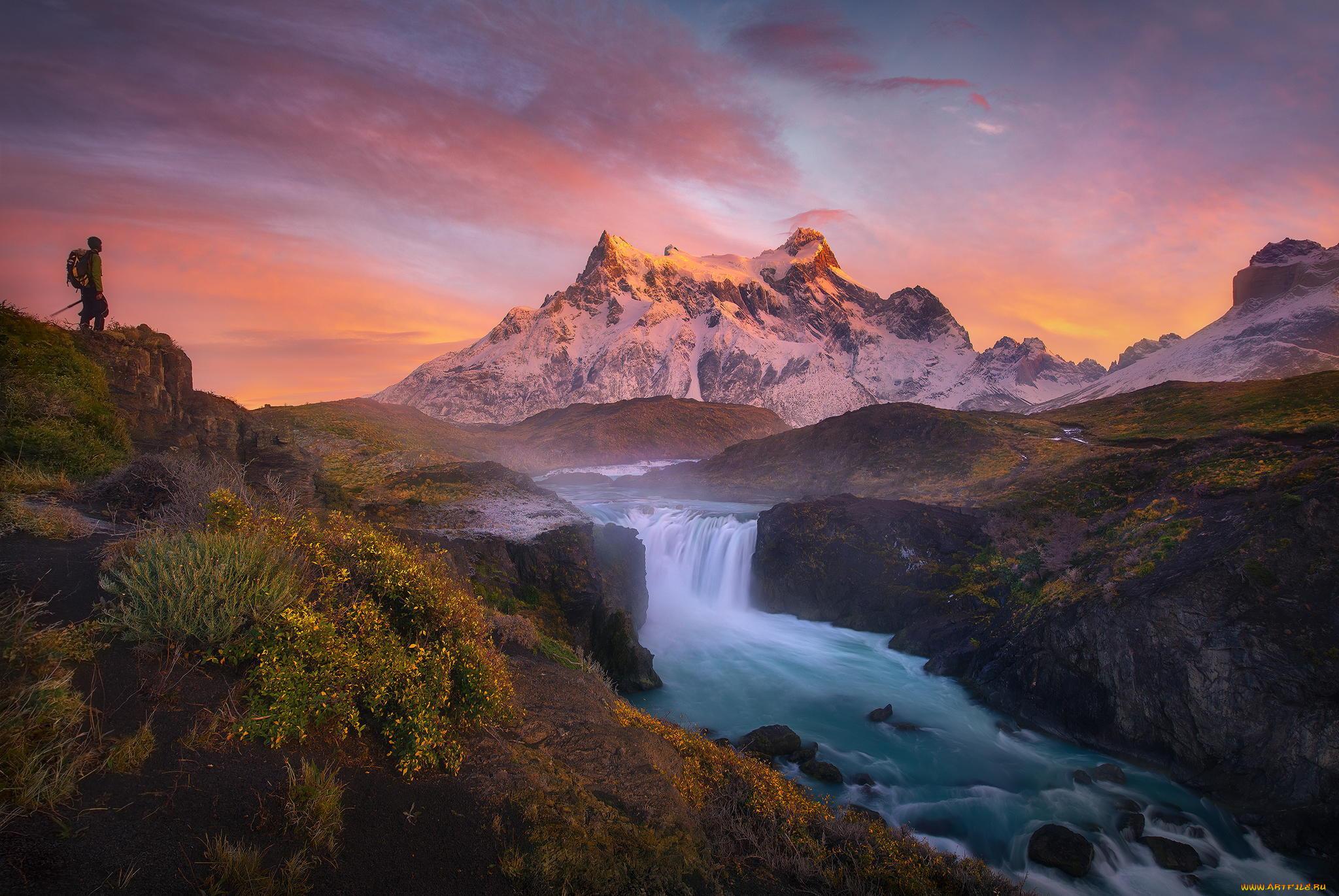 Красивейшие пейзажи мира фото